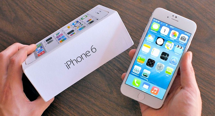 iPhone 6 In Box