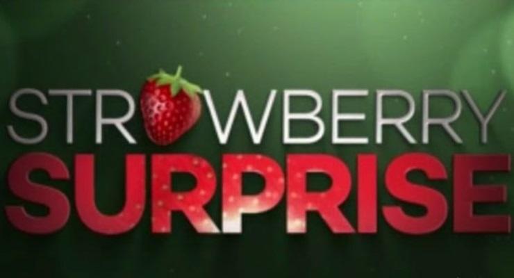 film strawberry surprise