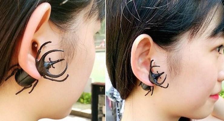 anting kumbang
